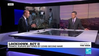 Nice attack, France boycott protests, Covid-19, 2020 US Presidential election