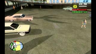GTA SA EVOLUTION CLEO MOD 3 FREE MOVING CAMERA (MOVIMENTE LIVREMENTE A CAMERA) FULL HD 1080p