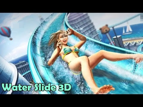 Water Slide 3D - Android Gameplay HD