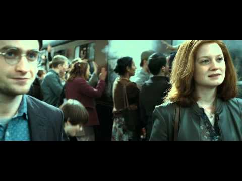 Harry Potter and the Deathly Hallows - Part 2 (Epilogue Scene - HD)