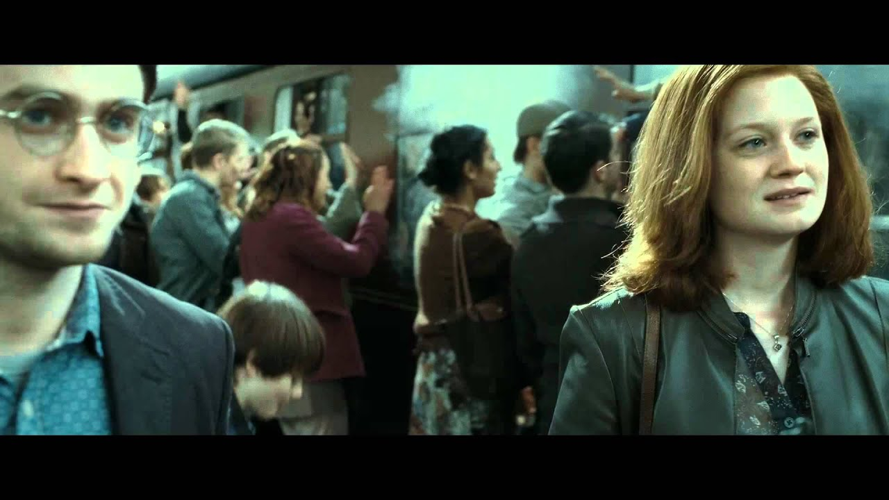 Harry potter and the deathly hallows part 2 epilogue scene hd youtube