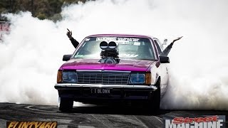Burnout Masters Top 10 at Summernats 29