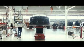 Travel down the Tilburg assembly line with Model S