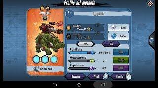 Mutants: Genetic Gladiators Breeding video (Hippopotank - Robot # Ippopotank - Robot)