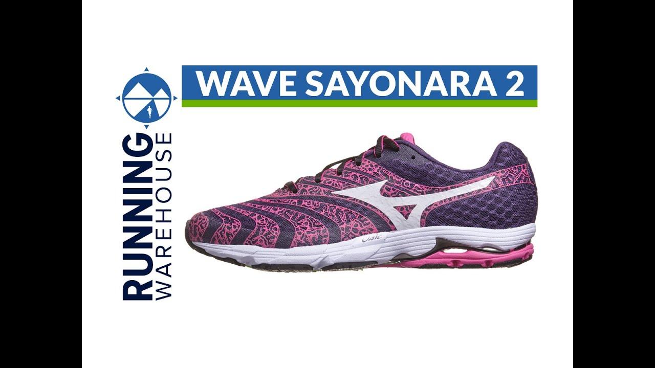 mizuno wave sayonara 2 womens