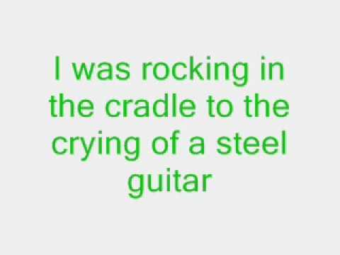Alan Jackson- Chasin That Neon Rainbow (Lyrics!)
