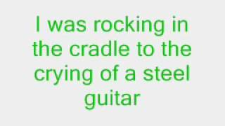 Alan Jackson- Chasin That Neon Rainbow (Lyrics!)