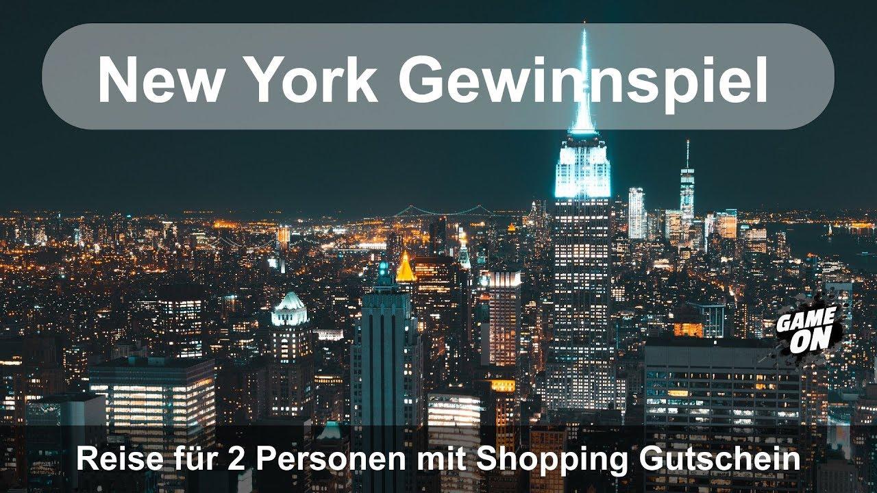 New York Gewinnspiel - Gewinne einen Reise für 2 Personen kostenlos ...