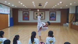 옆차기 경쟁교육_2014.11.3