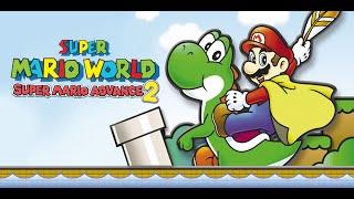 Super Mario World: Super Mario Advance 2 (Game Boy Advance) - 100% Play Through