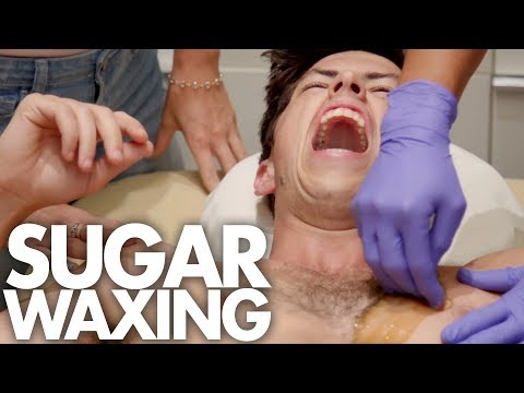 We Waxed His Chest…AGAIN?! (Beauty Trippin)