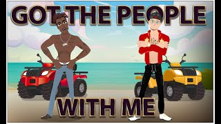Robbie G - Got The People With Me ft Dax (Animated Video)