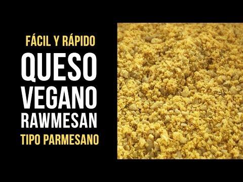 Queso Vegano Rawmesan