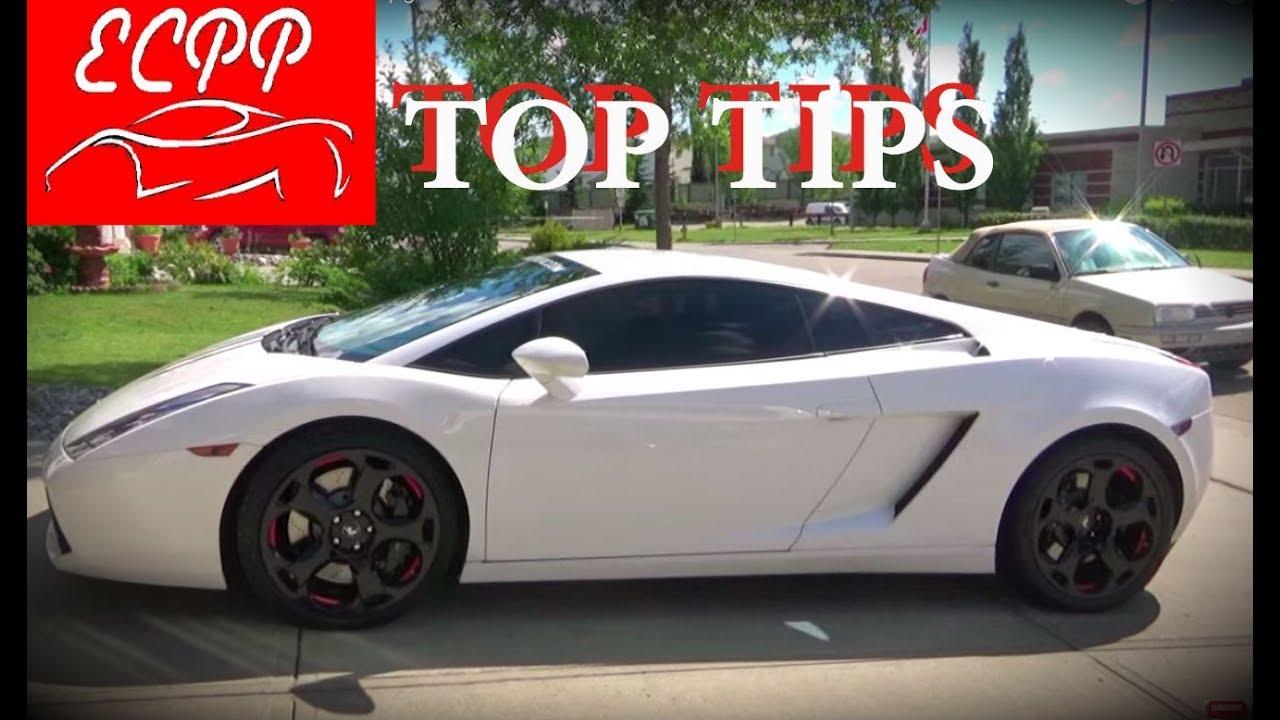 Don T Buy A Lamborghini Gallardo Until You Watch This Youtube