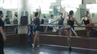 Bailarines del aire