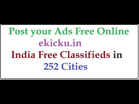 Online Classifieds Coimbatore  ekicku in