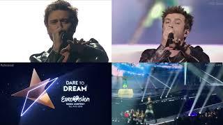 Darude feat  Sebastian Rejman   Look Away   4Split   Eurovision 2019   Finland