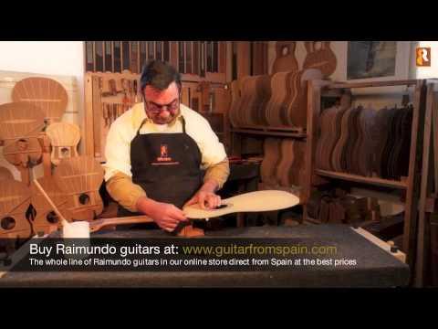 Raimundo Guitars: Spanish Tradition in Guitar Making