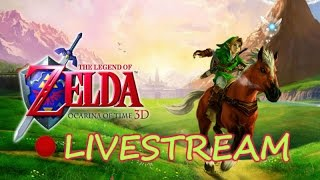 🔴 A TITAN AMONG MERE VIDEO GAMES (100% Run) | ZELDA: OCARINA OF TIME 3D