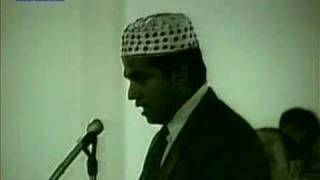 Islam - English Q/A session - Sep 28,1994 - Part 3 of 7