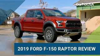 2019 Ford F-150 Raptor SuperCrew Review
