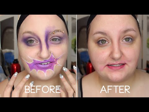 BEST NATURAL Makeup Remover | Coconut Oil | PLUS - Makeup FAIL ...