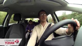 Nouvelle SEAT Leon STYLE 1.6 TDI 105 ch - Reportage Test - Yohan