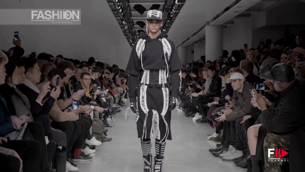 Ktz Menswear Collection Fall Winter 2017 18 London By Fashion Channel Youtube