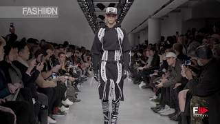 KTZ Menswear Collection Fall Winter 2017-18 London by Fashion Channel