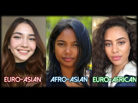 New Races/Ethnic Groups that Might Exist in the Future
