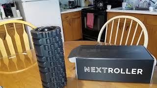 Nextroller review. Best foam roller on the market