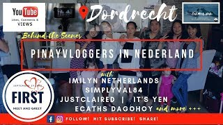 FIRST MEET and GREET Vlog with Pinayvloggers in Nederland | DORDRECHT | East Meets West