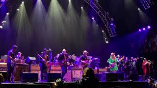 "Tedeschi Trucks Band w/ Trey Anastasio & Doyle Bramhall ii 8/24/19 ""Bell Bottom Blues"" at LOCKN'"