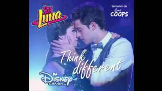"""Soy Luna OST - """"Think Different"""" (Luna and Matteo`s first kiss music)"""