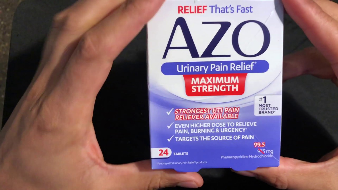 How to Pick Azo Uti Medication