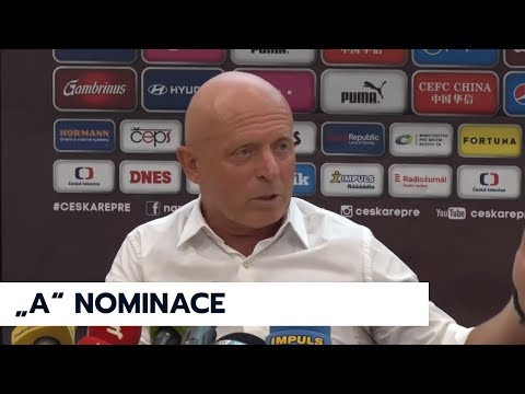 Nominace A týmu na utkání s Austrálií a Nigérií
