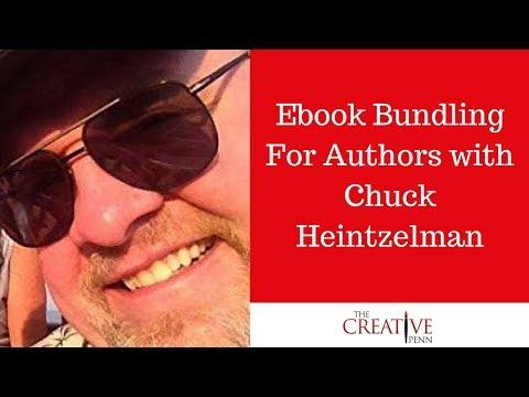 Ebook Bundling For Authors With Chuck Heintzelman