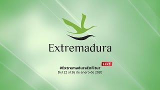 Red de Cooperación Carlos V - #ExtremaduraEnFitur