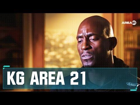 Kevin Garnett and AND1 Paint the Park Project | Area 21