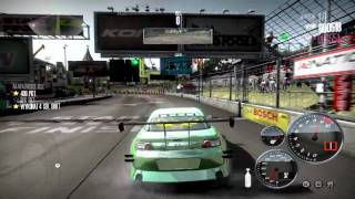 Need for Speed SHIFT [GAMEPLAY] PC HD