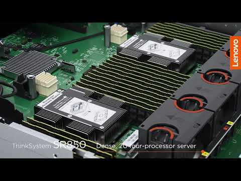 Lenovo ThinkSystem Servers -- Transform Your Data Center
