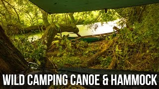 Wild Camping Canoe Film | The River Great Ouse