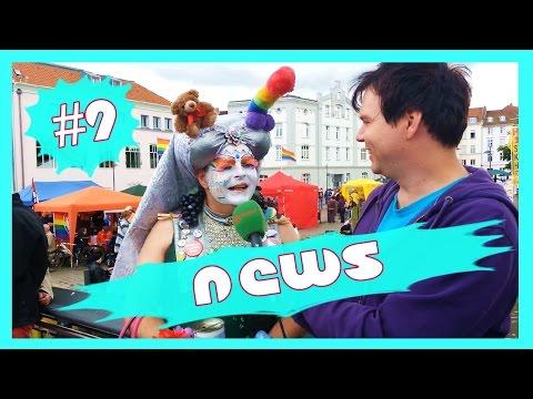 SkopLP News #9 - BUNT UND LEBENDIG - Christopher Street Day Lübeck - 2014