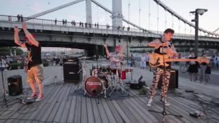 �������� ���� Кавер Группа (Cover band) Mercedes Dance – Открытый концерт в парке Горького (2016) ������