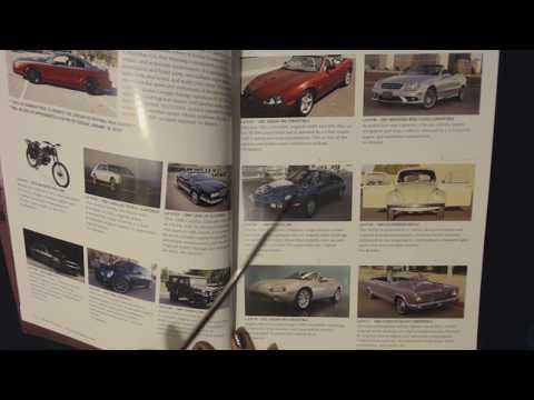 ASMR ~ Whispered Reading of Auto Auction Catalog