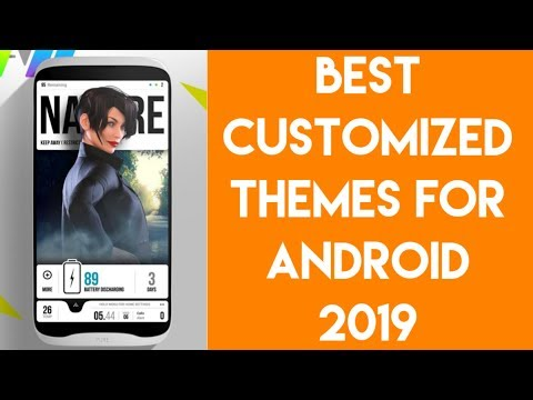 Best Customized Android Launcher 2019