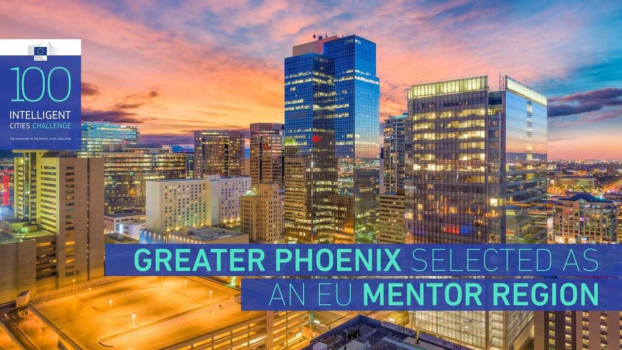 The Connective Interviewed on The Mix: Why Greater Phoenix's Smart Region is Rising Internationally