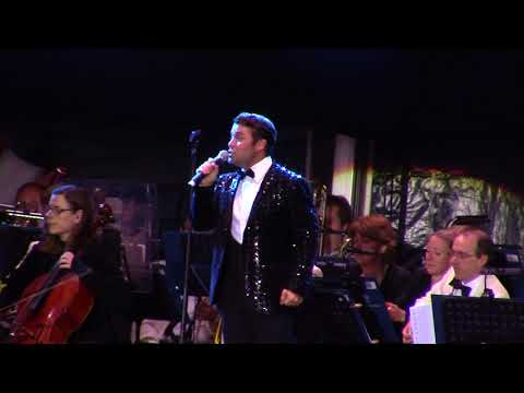 Joe McElderry - A Musical Celebration of Andrew Lloyd Webber - Royal Chelsea Hospital