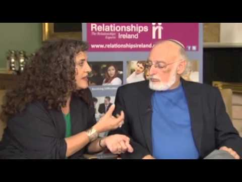 Interview on National TV in Ireland and Iceland | Drs. John and Julie Gottman