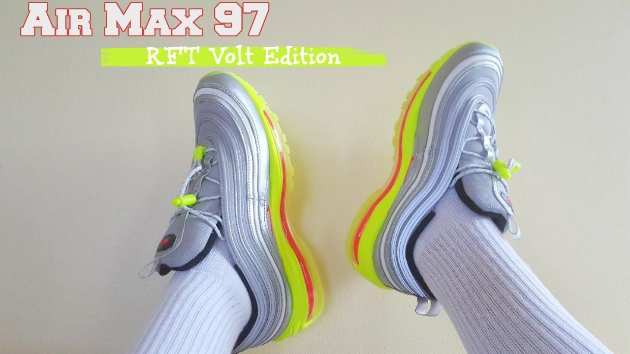 Nike Air Max 97 RFTFOR THE LOW!!(on